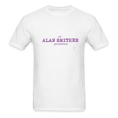 an ALAN SMITHEE production - Men's T-Shirt