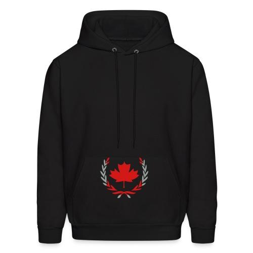 theMOVEMENTZ -  male fleece hoodie - Men's Hoodie