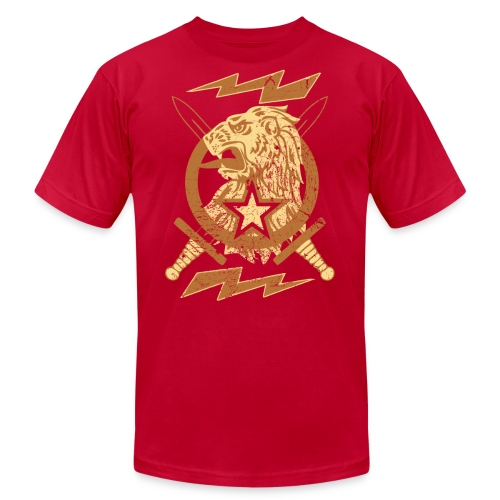 New Lion Crest Designer T-shirts - Men's  Jersey T-Shirt