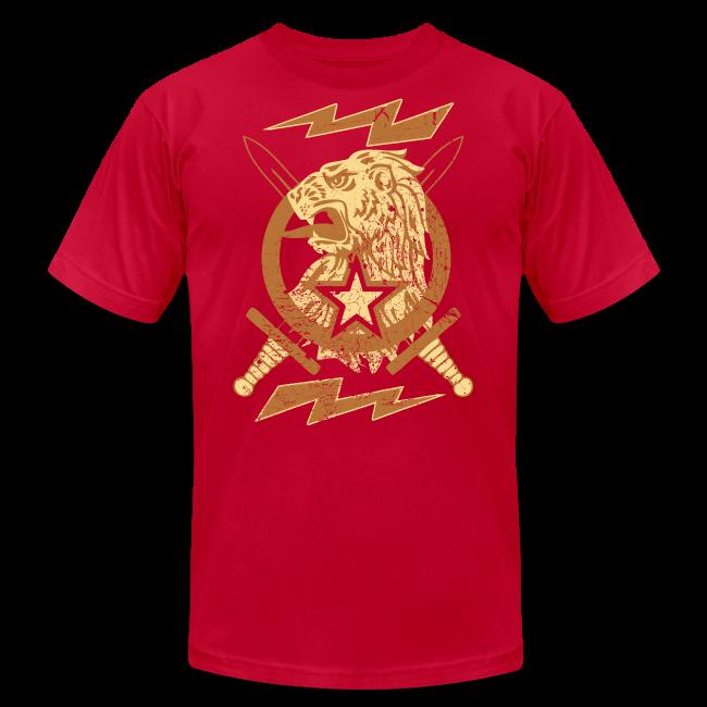 Designer T Shirts Sale | Vintage Designer Tshirts Com New Lion Crest Designer T Shirts
