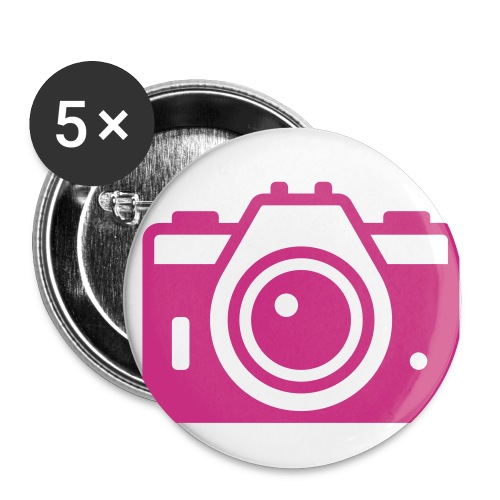 Photography Large Buttons - Large Buttons