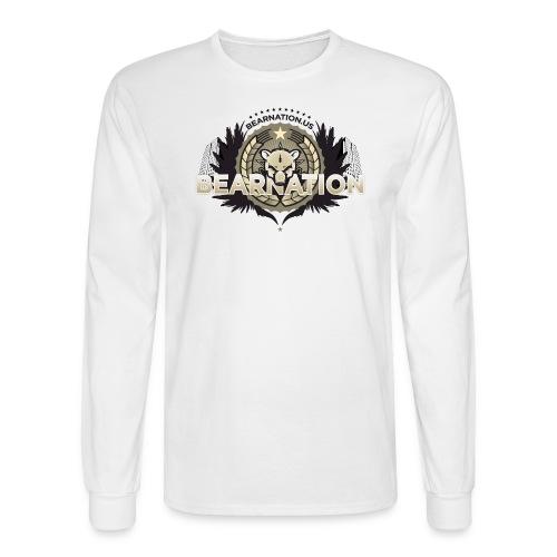 BEARNATION.us Military Sir Longsleeve T-shirt - Men's Long Sleeve T-Shirt