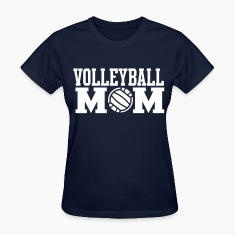 Volleyball Mom Women's T-Shirt