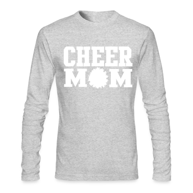 Cheer Mom Long Sleeve T-Shirt