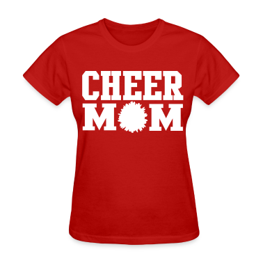 Cheer mom design t shirt spreadshirt Cheerleading t shirt designs