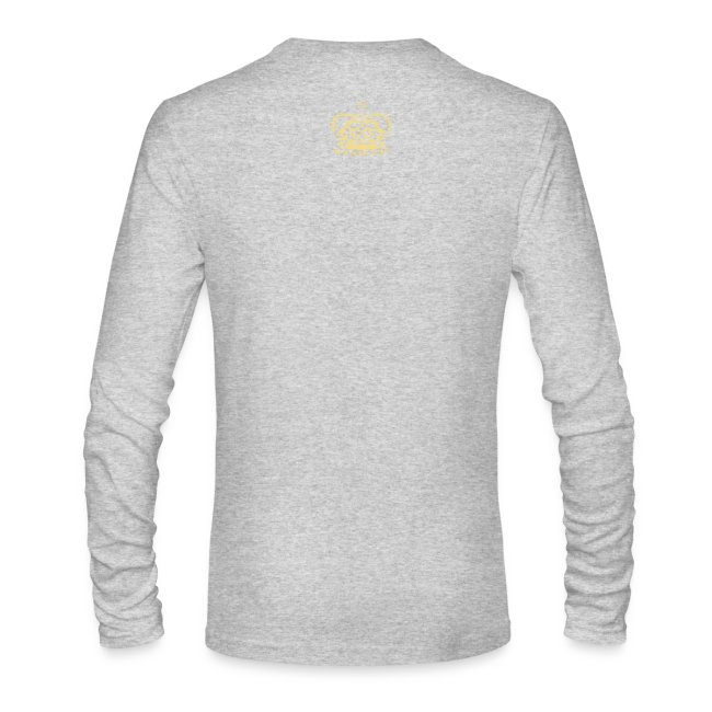 44b83d2a Hearts,Spades,Clubs,and Diamonds Vintage Playing Cards | Men's Long Sleeve  T-Shirt by Next Level