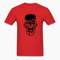 Red Zombie 2 T-Shirts