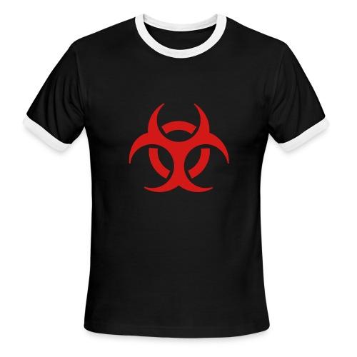 NICE - Men's Ringer T-Shirt