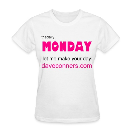 Womens Monday - Women's T-Shirt