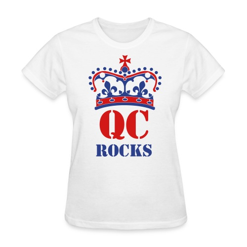Queen City Rocks - Women's T-Shirt