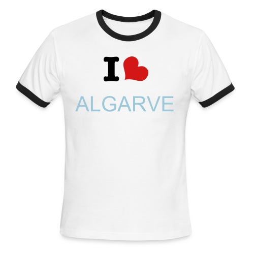 Algarve - Men's Ringer T-Shirt