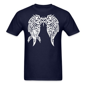The wings of tribal - Men's T-Shirt