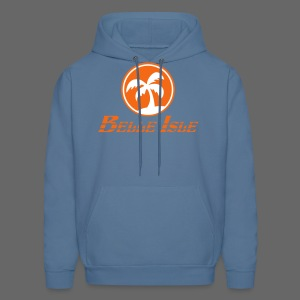 Detroit Belle Isle Men's Hooded Sweatshirt - Men's Hoodie