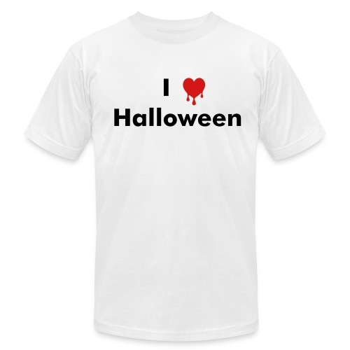 I Heart Halloween - Men's  Jersey T-Shirt