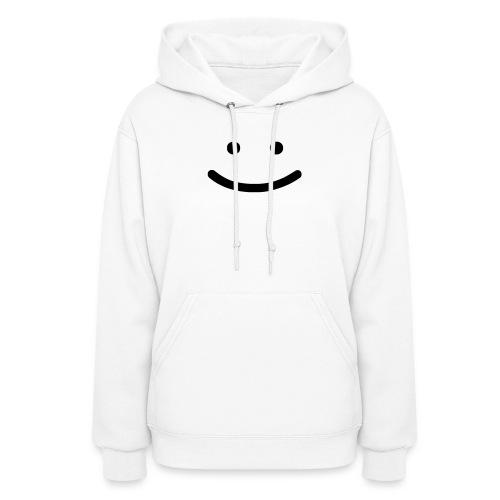 Simple smiley face - Women's Hoodie