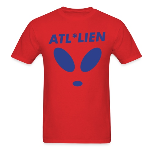 ATL-LIEN Tee - Men's T-Shirt