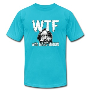 WTF Offical Logo - Men's T-Shirt by American Apparel