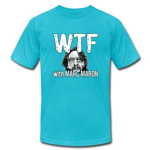 WTF Offical Logo - Men's  Jersey T-Shirt