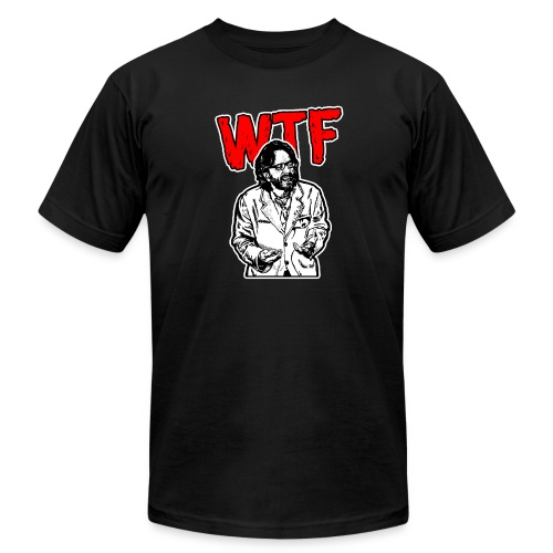 WTF Maron Angst - Men's Fine Jersey T-Shirt