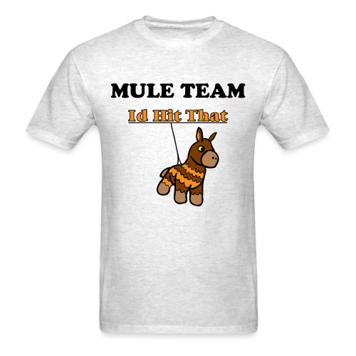 Mule Fan T - Men's T-Shirt