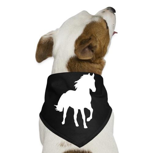 that stupid horse dog bandanna - Dog Bandana