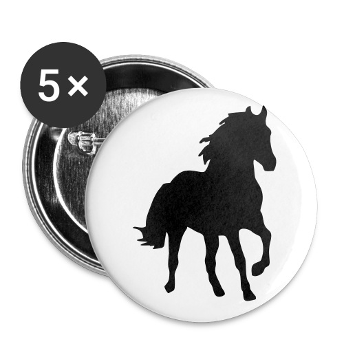 that stupid horse small buttos - Small Buttons