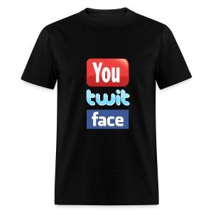 YouTWITFace - Men's T-Shirt