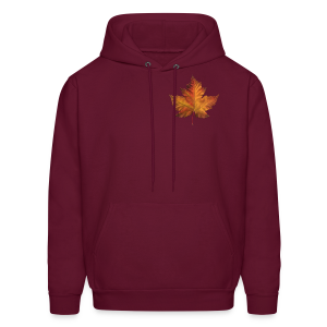 Men's Canada Souvenir Hoodie Maple Leaf Hooded Jacket - Men's Hoodie