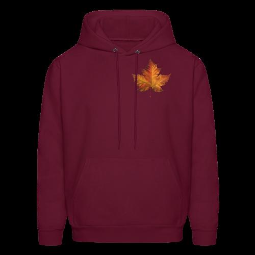 Men's Canada Souvenir Hoodie Maple Leaf Hooded Jacket - Men's Hoodie