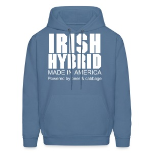 Irish Made in America - Men's Hoodie