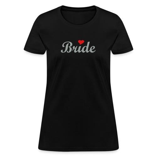 Bride Tee - Women's T-Shirt