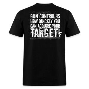 Gun Control - Men's T-Shirt
