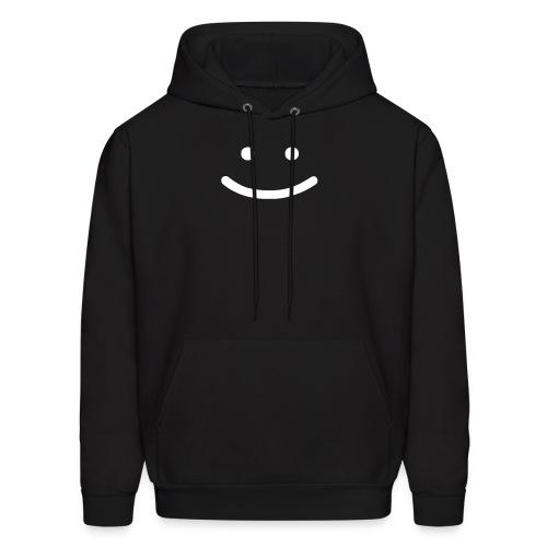 Simple smiley face - Men's Hoodie