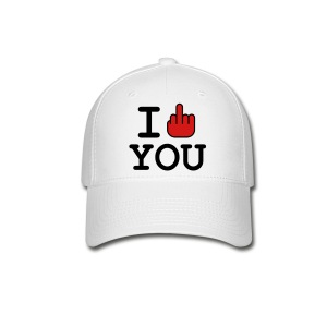 I Fuck You - Baseball Cap