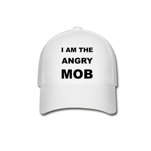 Angry Mob - Baseball Cap