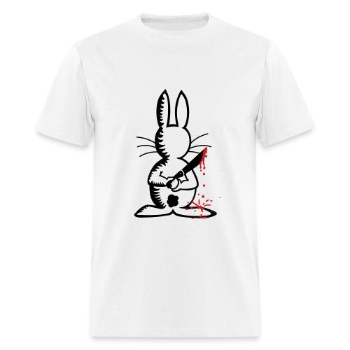 bunny killer  tshirt - Men's T-Shirt