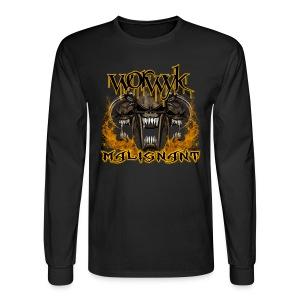 Worwyk - Malignant (men) - Men's Long Sleeve T-Shirt
