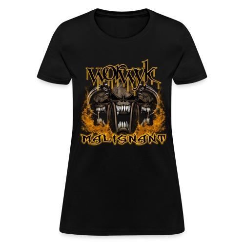 Worwyk - Malignant (women) - Women's T-Shirt