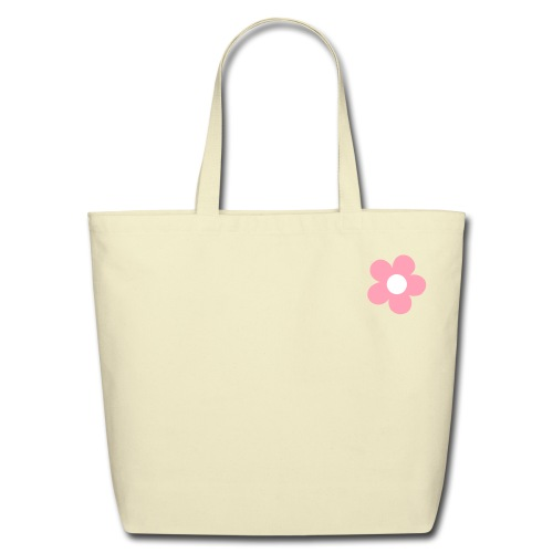 Lovely Eco-friendly Cotton Tote - Eco-Friendly Cotton Tote