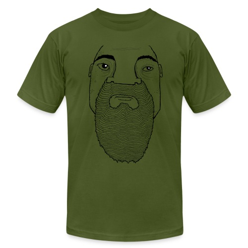 Big bubba bear - Men's Fine Jersey T-Shirt