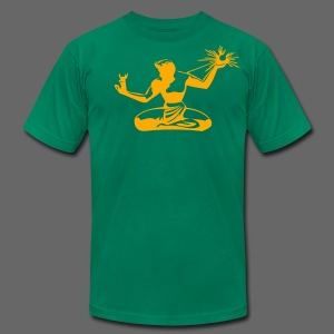 Spirit of Detroit Men's American Apparel Tee  - Men's Fine Jersey T-Shirt