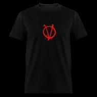 T-Shirts ~ Men's T-Shirt ~ IDEAS ARE BULLETPROOF T-Shirt