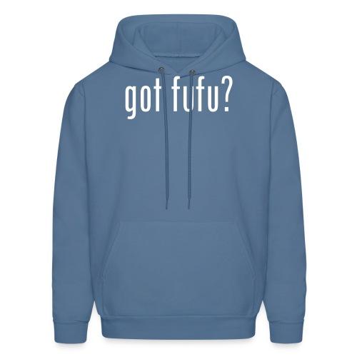 got fufu Hooded Sweatshirt - Men's Hoodie