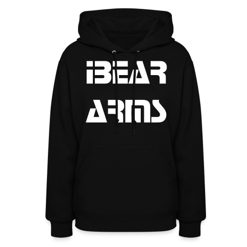 Customize the Back - Women's Hoodie