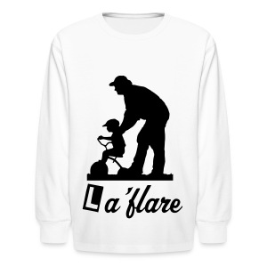 Father&Son La'flare - Kids' Long Sleeve T-Shirt