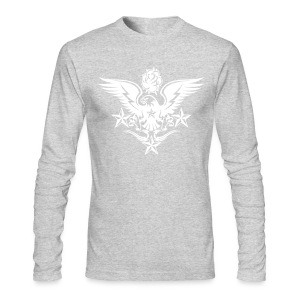 New Mens Designer Tattoo T shirts For Fall - Men's Long Sleeve T-Shirt by Next Level