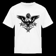 Kids' Shirts ~ Kids' T-Shirt ~ Kids Designer Tattoo Design For Fall
