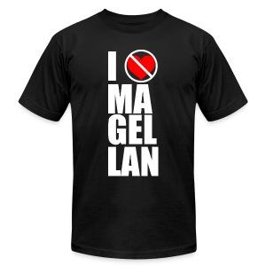 No Magellan - Men's Fine Jersey T-Shirt