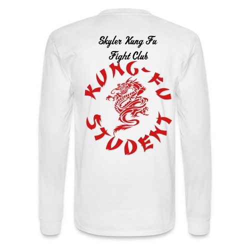 skylers fight club long sleeve tee - Men's Long Sleeve T-Shirt