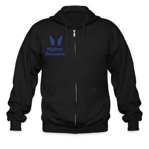 MightyDreamer Soul Builder - Men's Zip Hoodie